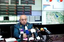 Հրդեհային իրավիճակը Հայաստանում. փրկարար ծառայության տնօրենի մամուլի ասուլիսը