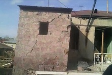 Взрыв в городе Гавар: есть пострадавший