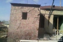 Explosion in Gavar town: there was a casualty