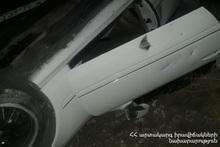 ДТП на автодороге Егвард-Ереван