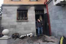 Пожар в котельной: пострадавших нет