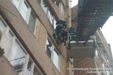 Спасатели спасли жизнь гражданки