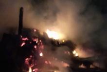 Ղազարավան գյուղում բռնկված հրդեհը մարվել է