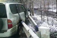 ՃՏՊ Երևան-Իջևան ավտոճանապարհին. տուժածներ չկան