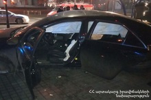 RTA in Italy street: there were casualties