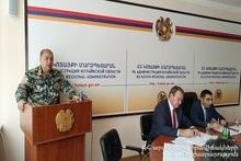 Котайкское региональное спасательное управление СС подвело итоги года