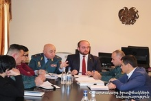 Арагацотнское региональное спасательное управление СС подвело итоги года