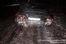RTA on Ashtarak-Yerevan roadway: there were casualties
