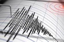 Землетрясение в 33 км к юго-западу от города Элязыг республики Турция