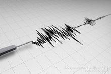 Слабое землетрясение в 10 км к юго-востоку от города Спитак, Армения