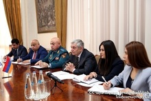Феликс Цолакян принял делегацию во главе с Кей Тояма