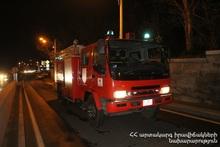 Փրկարարները մարել են Գյումրիի «Ույուտ» սրճարանում բռնկված հրդեհը