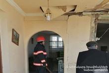 В двухэтажном доме сгорел котел: пострадавших нет