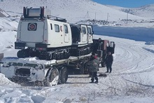 Արագածոտնի մարզի Գառնահովիտ գյուղի մոտակայքում իրականացվել են որոնողափրկարարական աշխատանքներ