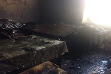 Пожар, вспыхнувший в доме, потушен: пострадавших нет