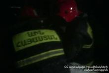 RTA on Yeghegnadzor-Agarakadzor roadway: there were no casualties