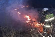Դիլիջան քաղաքի «Շլորկուտ» կոչվող հանդամասում այրվել է 5000 քմ խոտածածկույթ