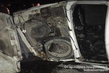 RTA near Ditak village: there were 7 casualties