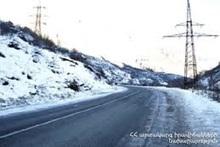 На территории РА есть закрытые и труднопроходимые автодороги
