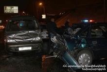 RTA on Yerevan-Meghri highway: the casualties were hospitalized
