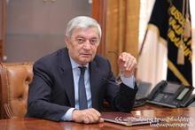 Обращение министра по ЧС Феликса Цолакяна по случаю Всемирного дня гражданской обороны