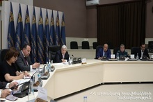 EU-Armenia Comprehensive and Enhanced Partnership Agreement roadmap discussion in ES Ministry