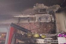 """Пожар в супермаркете """"Саят-Нова"""": пострадавших нет"""