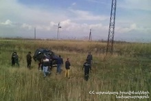 RTA on Yerevan-Meghri roadway: there were casualties and a victim