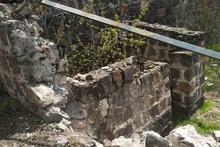 Փլուզվել է ջրամբարի արտաքին պատը