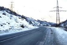 ՀՀ տարածքում ավտոճանապարհները հիմնականում անցանելի են. Վարդենյաց լեռնանցքը փակ է կցորդիչով բեռնատարների համար