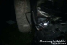RTA in Talin town: there was a casualty