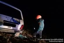 ДТП в селе Арин: пострадавших нет