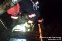 Пожар в селе Агарак: пострадавших нет