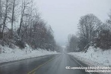 Roads are mainly open in the Republic of Armenia: Vardenyats pass is closed for trailer trucks