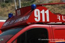 Rescuers found a dead body