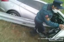 RTA on Yerevan-Yeraskh roadway: casualties were hospitalized