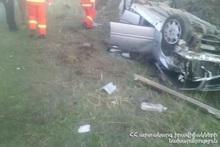 RTA on Aparan-Yernjatap roadway: there were casualties