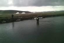 Ջրափրկարարները հայտնաբերել և գետից դուրս են բերել դի