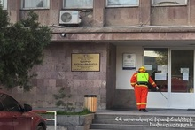 Rescuers implemented 7016 disinfection activities
