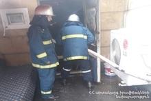 Спасатели потушили пожар, вспыхнувший в котельной