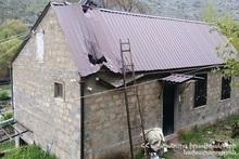 Камнепад в селе Гладзор: пострадавших нет