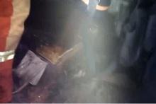 Пожар в квартире: пострадавших нет