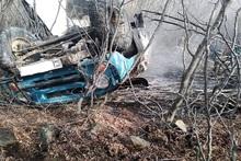 Ավտոմեքենան ամբողջությամբ այրվել է. կա զոհ