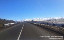 Roads are mainly open in the Republic of Armenia