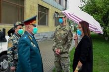 Հայաստանում ԱՄՆ դեսպանատան աջակցությունն ԱԻՆ-ին