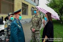 Посольство США в Армении оказало поддержку МЧС