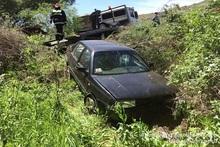 ДТП на автодороге Гетап-Мартуни: пострадавших нет