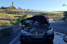 Сгорел двигатель автомобиля