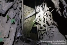 Rescuers brought three dead bodies out of the shaft