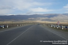 Roads are open in the Republic of Armenia. Odzun-Tumanyan and Alaverdi-Aktala roadways will be temporarily closed